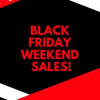 Black Friday Weekend Sales