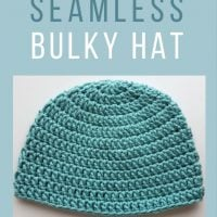 Seamless-Double-Crochet-Bulky-Hat