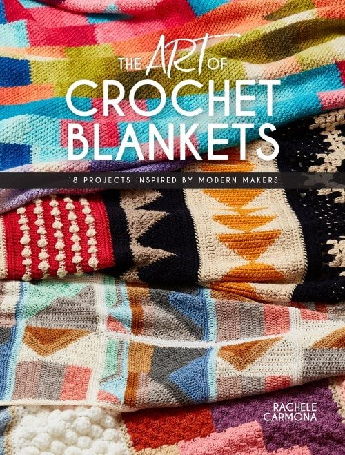 Explore this collection of unique crochet blanket patterns which were inspired by Artistic designs by Modern Makers. Enter for a chance to win your own copy of this great crochet pattern book! Giveaway ends November 10, 2018, 11:59 pm ET.