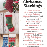 10 FREE Crochet Patterns for Christmas Stockings. Oombawka Design Crochet Roundup Post