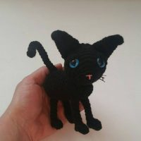 Cat by Jackie Laing Amidorable crochet