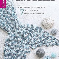 Cover. Kids Snuggies from Leisure Arts. Review by Oombawka Design Crochet