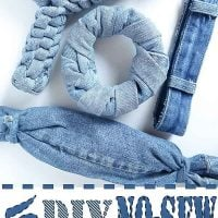 1. 5 DIY No-Sew Recycled Denim Dog Toys. Sew Historically.