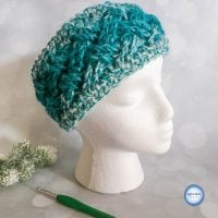 Celtic Winters Ear Warmer by Megan Meyer