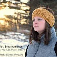 Chic Cabled Headwarmer by Jennifer Pionk