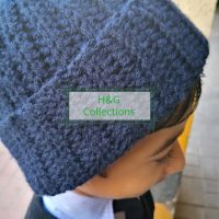 Crochet Chunky Cap from H&GCollections