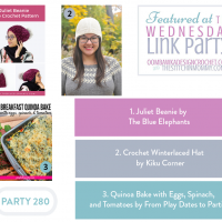 Party 280 Wednesday Link Party Featured Favorites