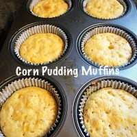Corn Pudding Muffins by Julies Creative Lifestyle
