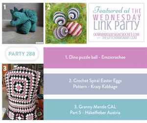 Wednesday Link Party 288