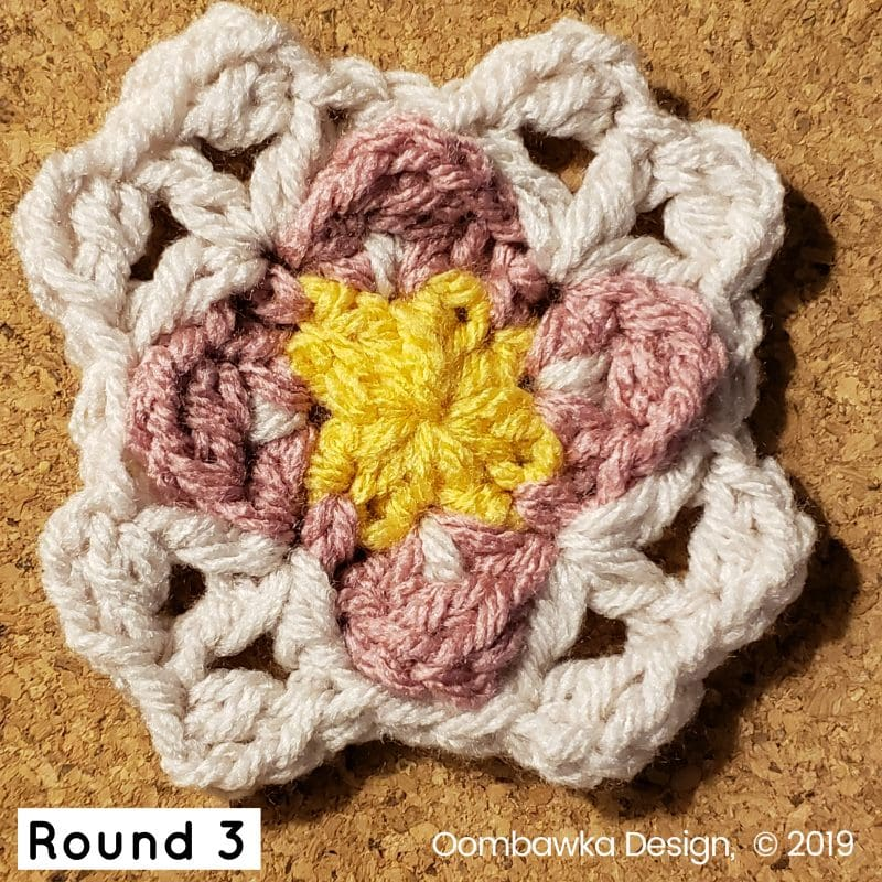 3 Finding Balance Afghan Square Round 3
