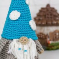 Amigurumi Gnome Free Crochet Pattern by Winding Road Crochet