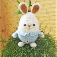 Eggster Bunny by Häkelfieber Austria