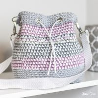 Mosaic Bucket Bag Pattern