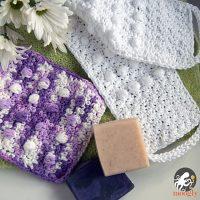 Pampering Massage Back Scrubber Pattern