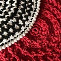 Sundial Crochet Placemat Pattern