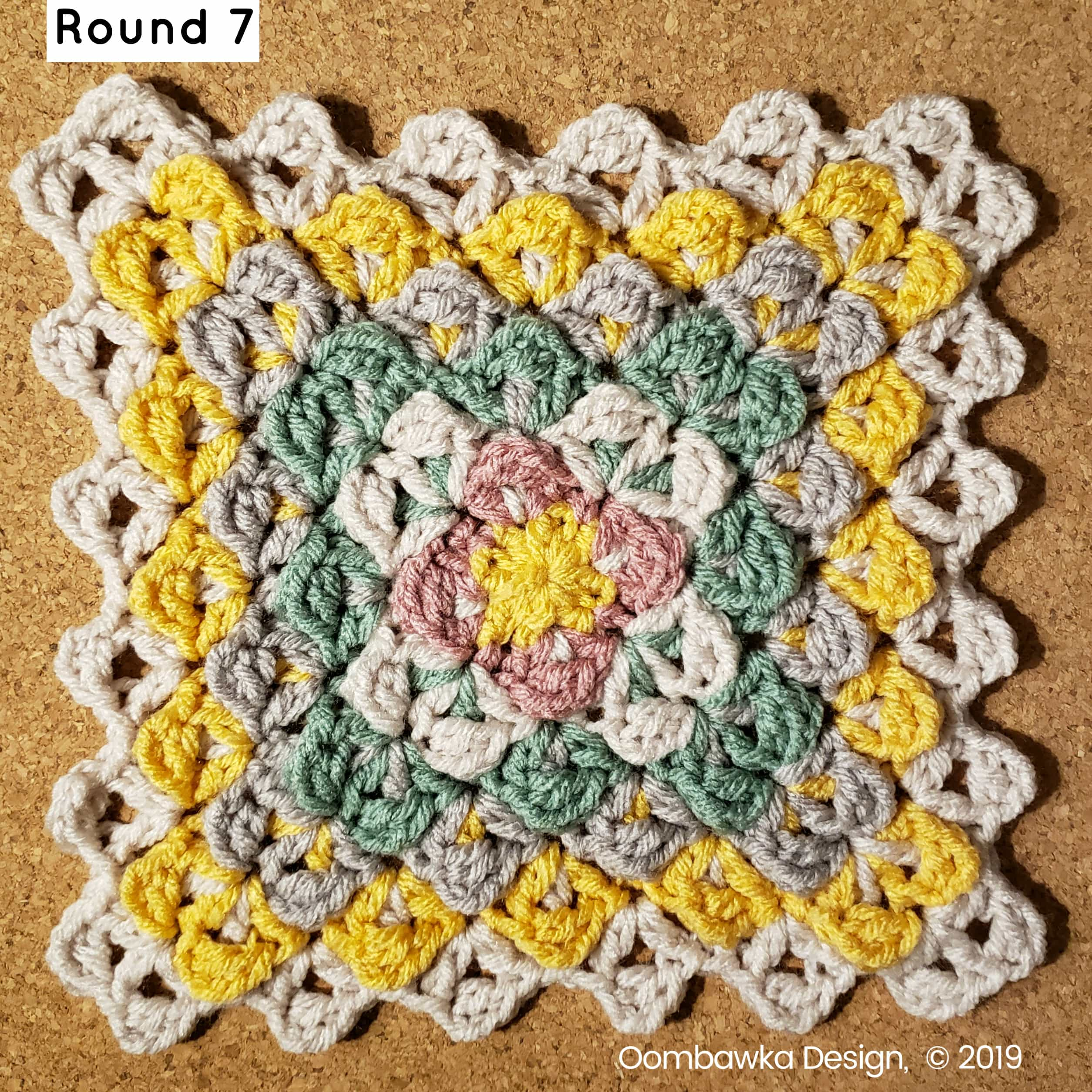 R7 Finding Balance Afghan Square Round 7