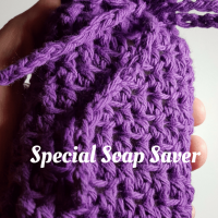 Special Soap Saver Gift Bag Pattern