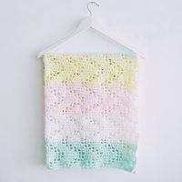 Hopscotch Blanket Pattern
