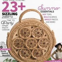 June Issue of I Like Crochet