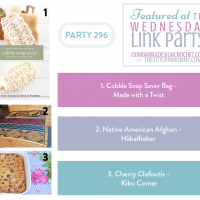 Party 296 Wednesday Link Party Featured Favorites