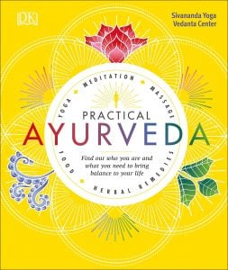 Cover Practical Ayurveda. Book Review. DK. Amazon Image