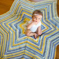 Hugs & Kisses Starshine Blanket Pattern