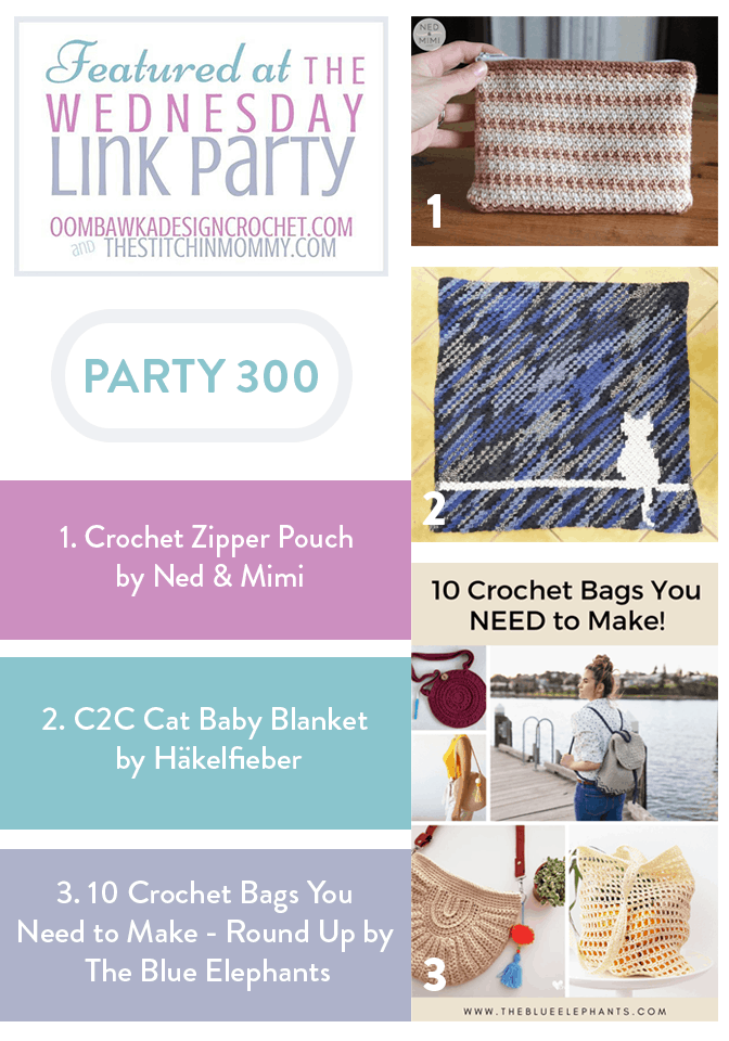 Wednesday Link Party 300 Features
