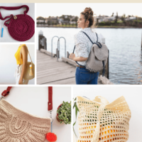 10 Crochet Bags You Need to Make