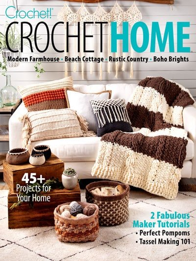 Cover Crochet Home Review Annies Craft Store Oombawka Design Crochet