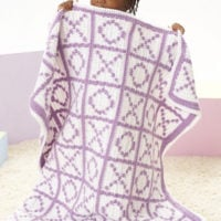 Hugs and Kisses Blanket Pattern