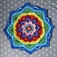 Mandala Madness Pattern