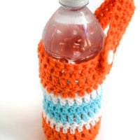 On The Go Water Bottle Holder Pattern