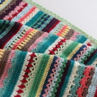 Spice of Life Blanket CAL Pattern