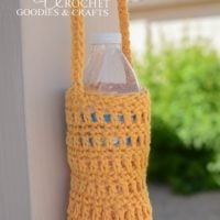 Water Bottle Cozy Pattern