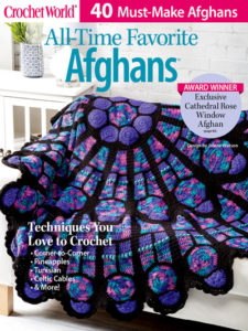 All-time favorite afghans by Annies Craft Store Review by Rhondda Oombawka Design Crochet