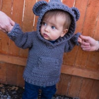 Childs Hoodies Pattern