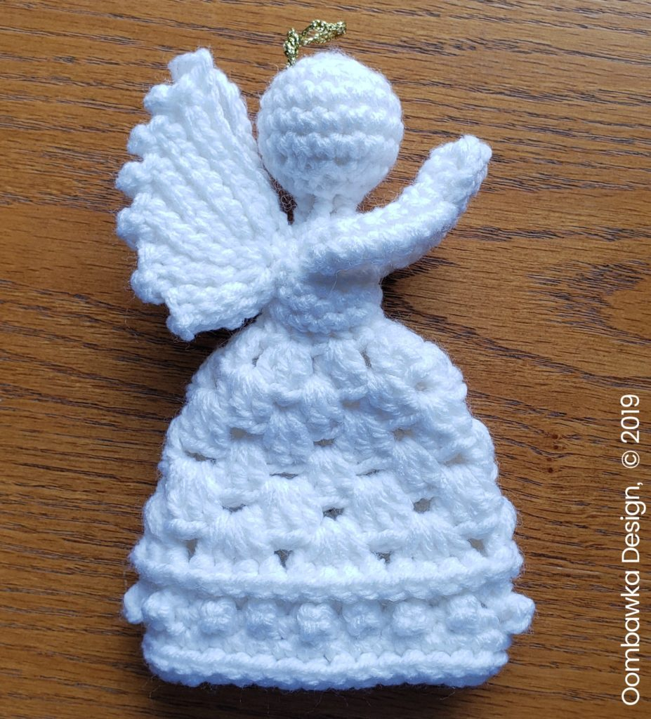 Guardian Angel 2019 Oombawka Design Crochet