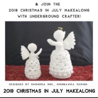 Guardian Angel Crochet Pattern 2019 Oombawka Design Crochet PIN
