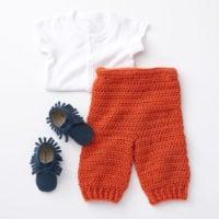 Smarty Pants Pattern