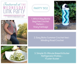 Wednesday Link Party 302 Featured Favorites FB