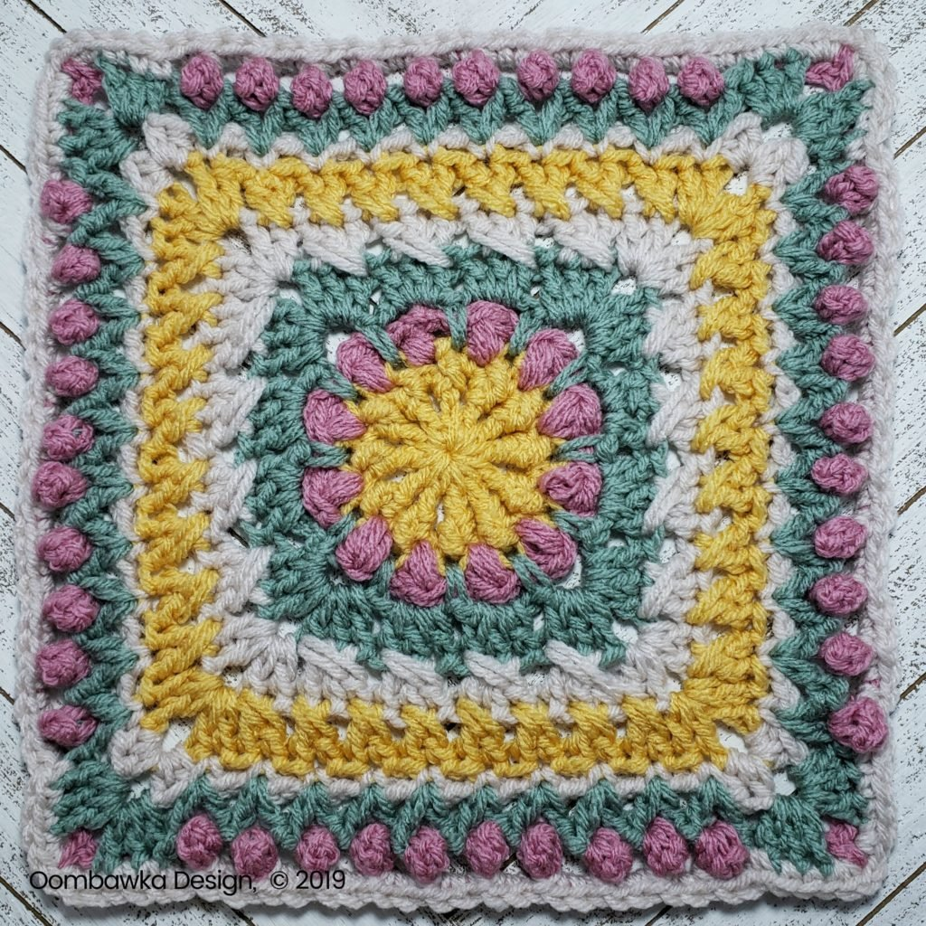 A Little Bit of This Afghan Square Round 11