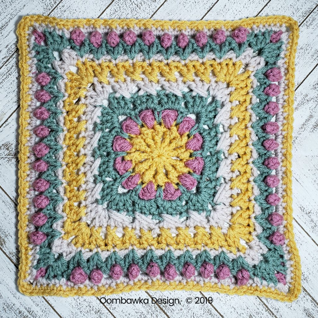 A Little Bit of This Afghan Square Round 12