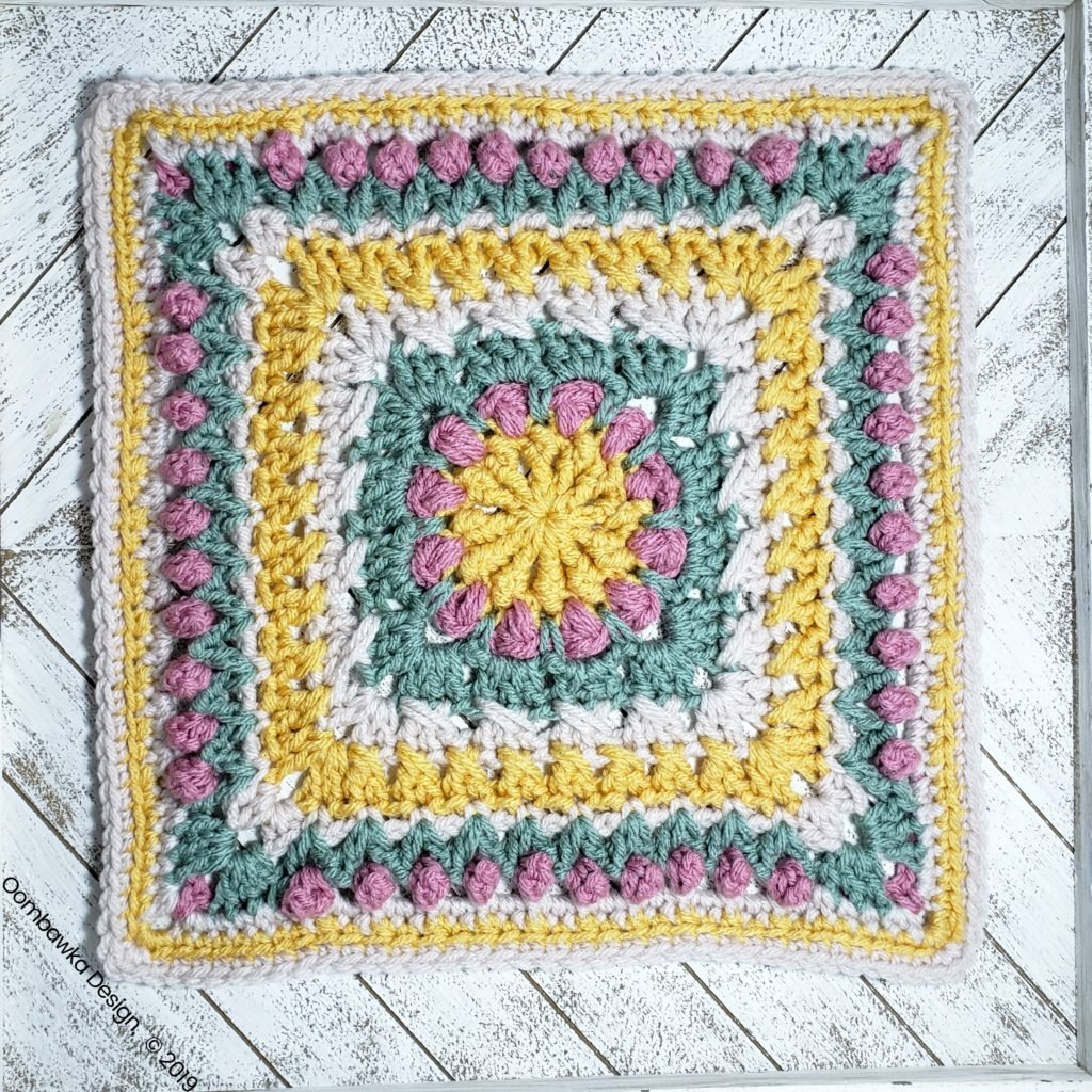 A Little Bit of This Afghan Square Round 13