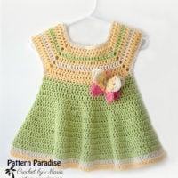 Butterfly Kisses Baby Dress Pattern