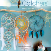 Cover - Dream Catchers - Annie's Craft Store - Book Review by Oombawka Design Crochet