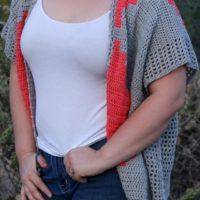 Crochet Kimono Free Pattern - Winding Road Crochet