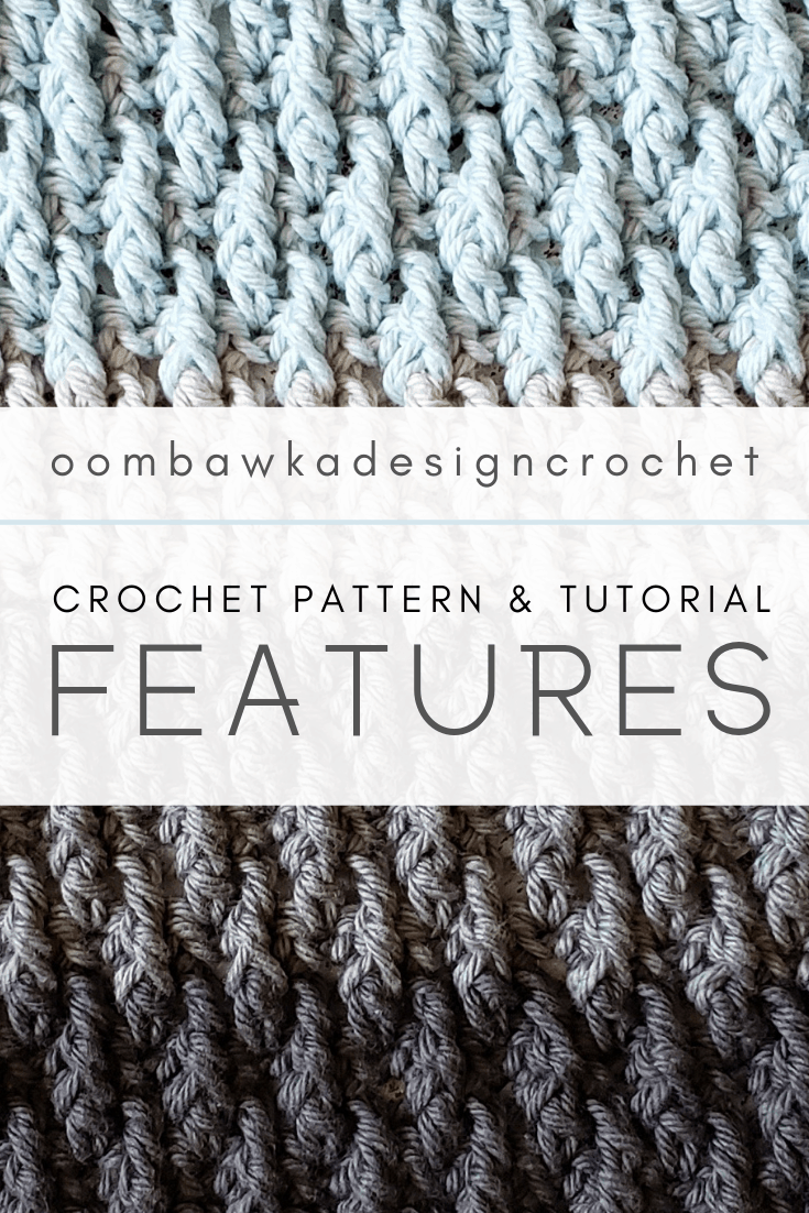 Crochet Pattern and Tutorial Features #freecrochetpatterns #crochettutorials #allfreecrochet