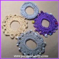 Hair Scrunchies pattern