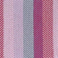 Jazzberry Baby Blanket Pattern