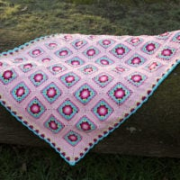 Lydia Baby Blanket Pattern